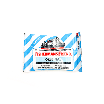 Fisherman's Friend Sugar Free Original 25g