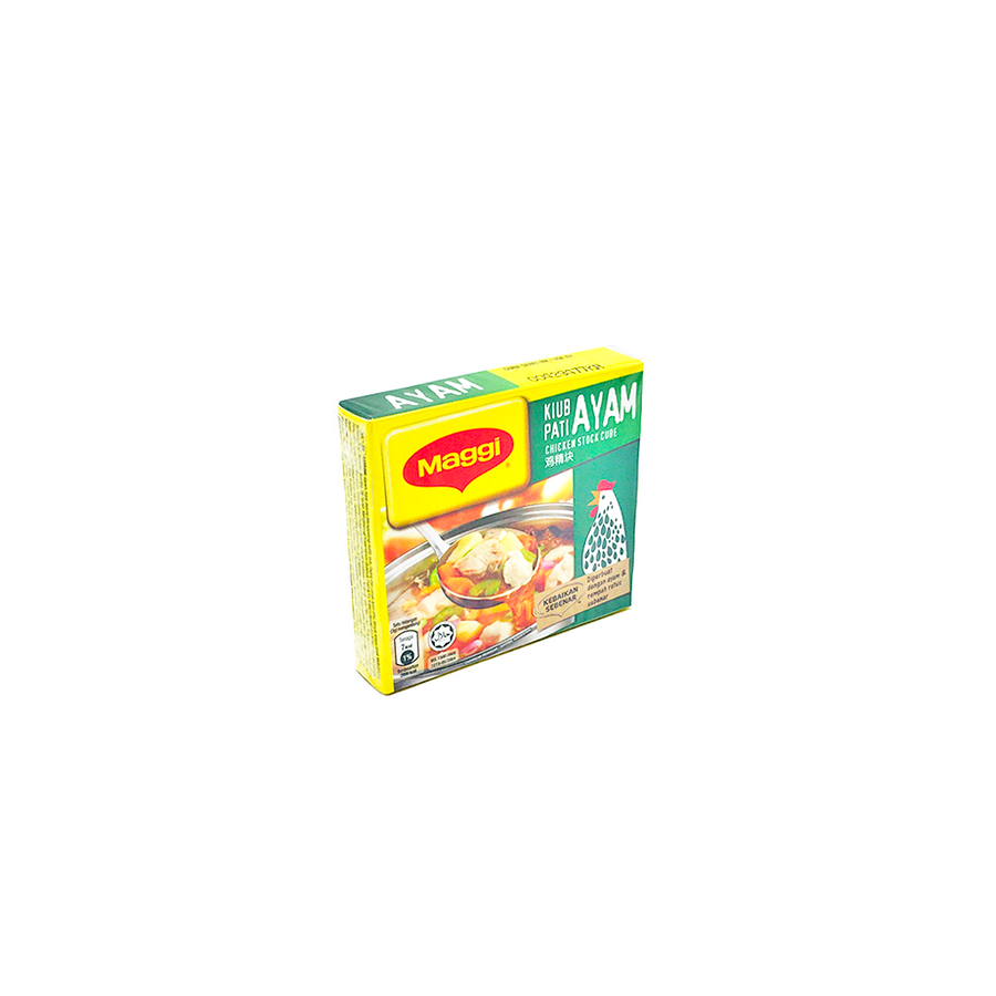 Maggi Chicken Stock Cube 60G