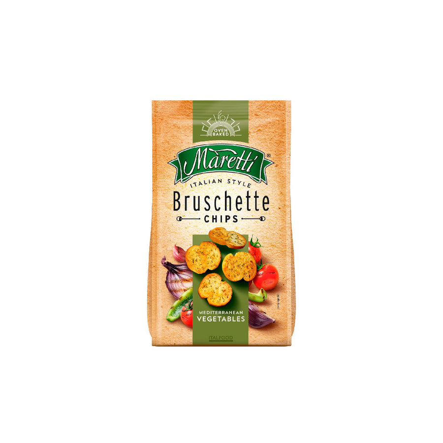 Bruschette Maretti Mediterranean Vegetables 70G