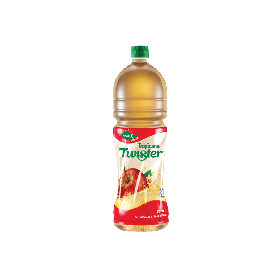 Tropicana Twister Apple Pet 1.5L