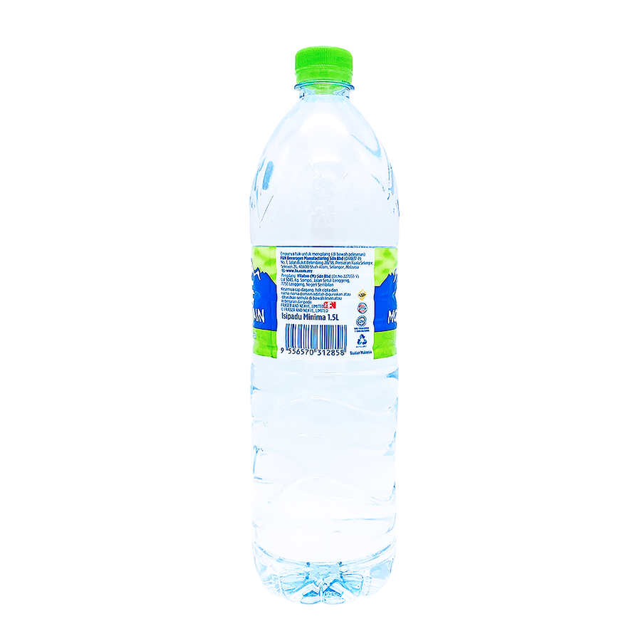 Ice Mountain Mineral Water 12 x 1.5L