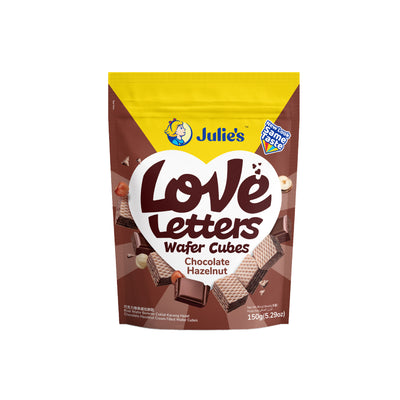 Julie's Wafer Cube's Chocolate 150g