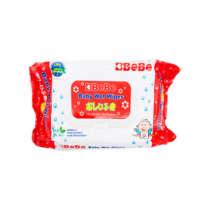 K201 Bebe Baby Wet Wipes 100's