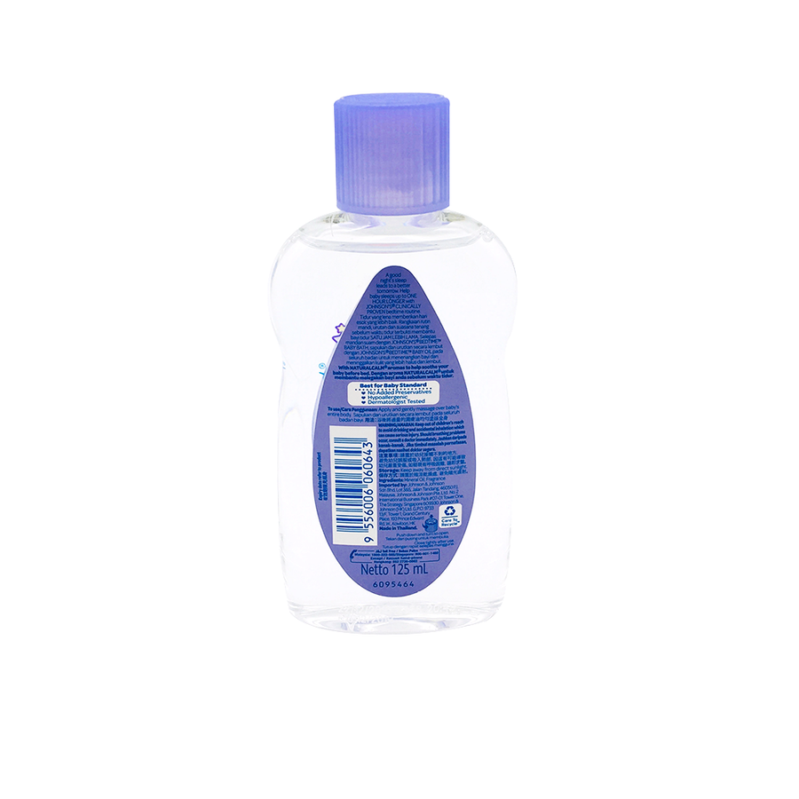 Johnson's Baby Oil Bedtime 125ML
