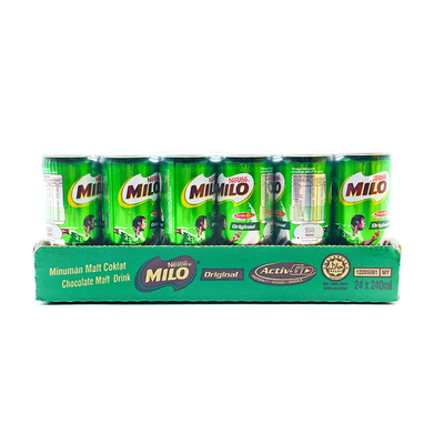 Milo Can Drink 240ML