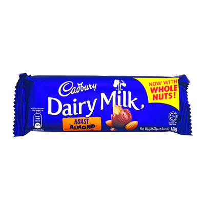 Cadbury Roast Almond 100g