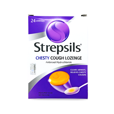 Strepsils Chesty Cough 24's