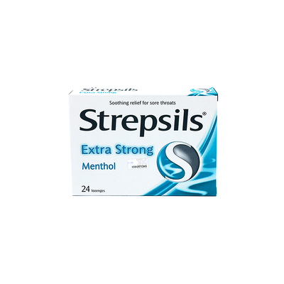 Strepsils Extra Strong 24's
