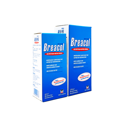 Breacol Adult 120ML