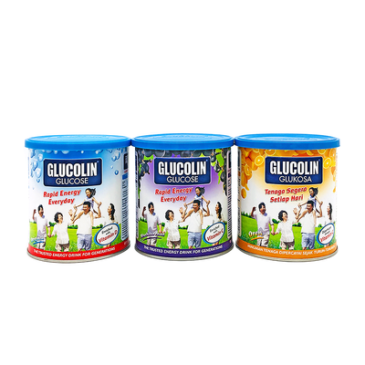 Glucolin Blackcurrant 420g