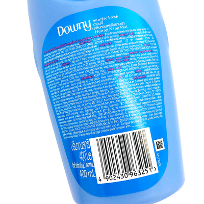 Downy Sunrise Fresh 400ML