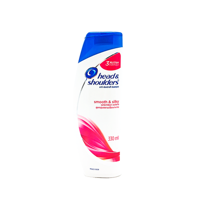 Head & Shoulders Shampoo Smooth & Silky 330ML