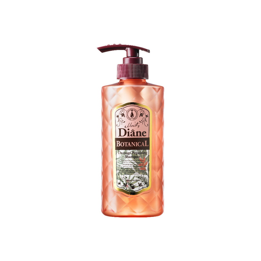 Moist Diane Botanical Damage Repairing Shampoo 480ML