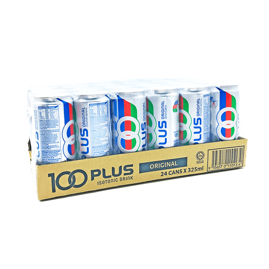 100 Plus 325ML - BULKY