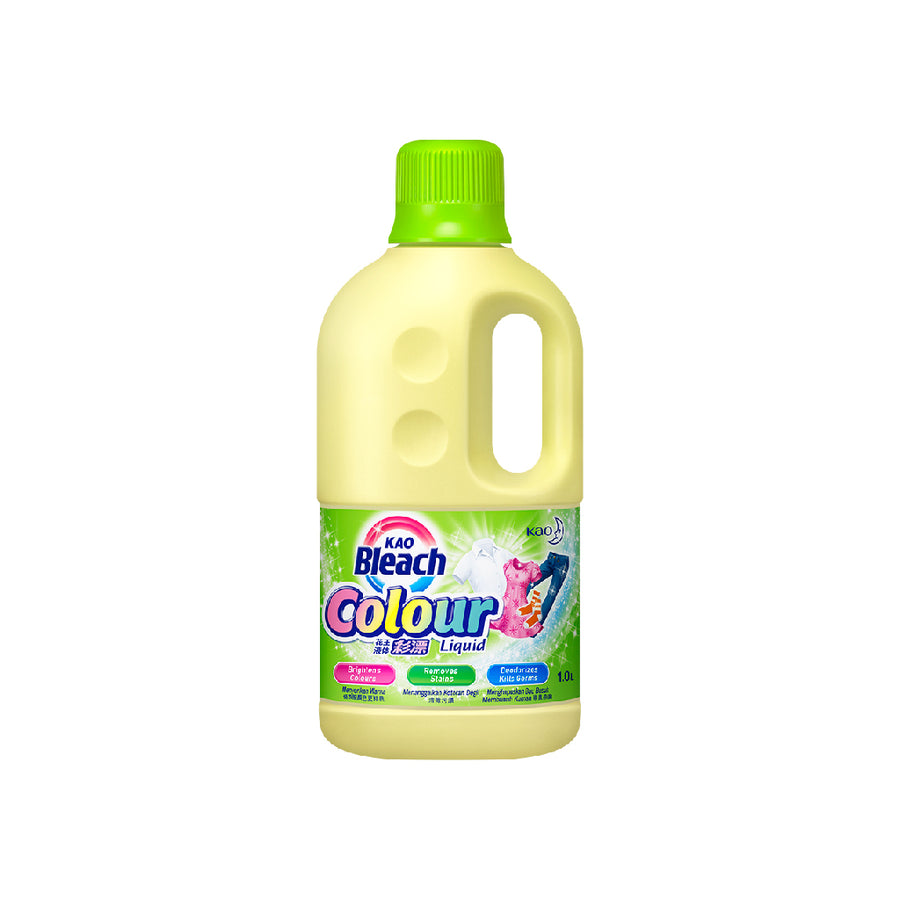 Kao Bleach Colour Liquid 1L