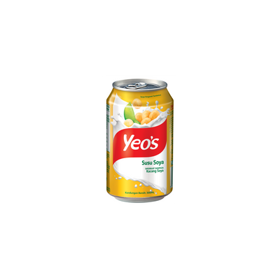 Yeo's  Soy Bean Milk Can 24'S X 300ML