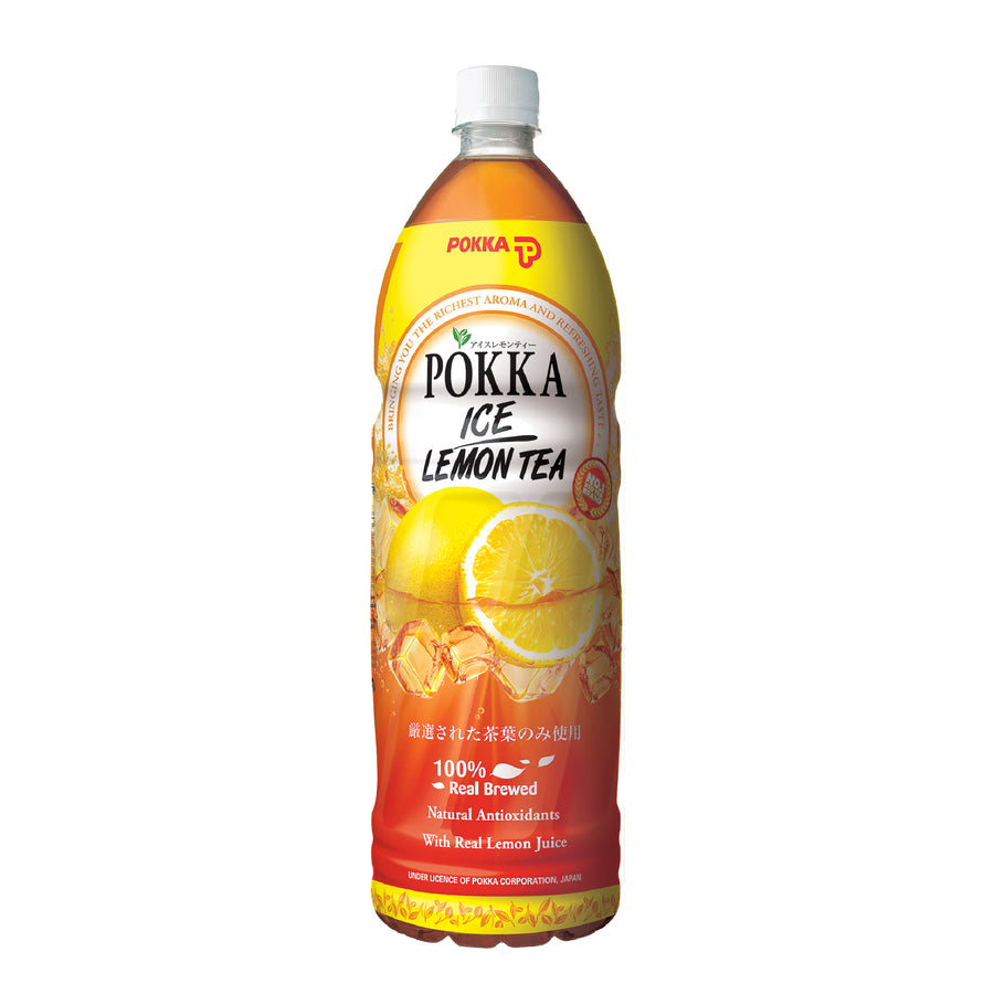 Pokka Ice Lemon Tea Pet 1.5L