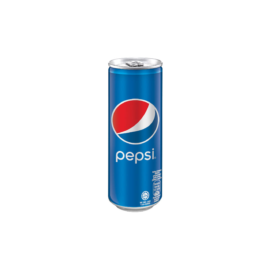 Pepsi Cola Can 320ML