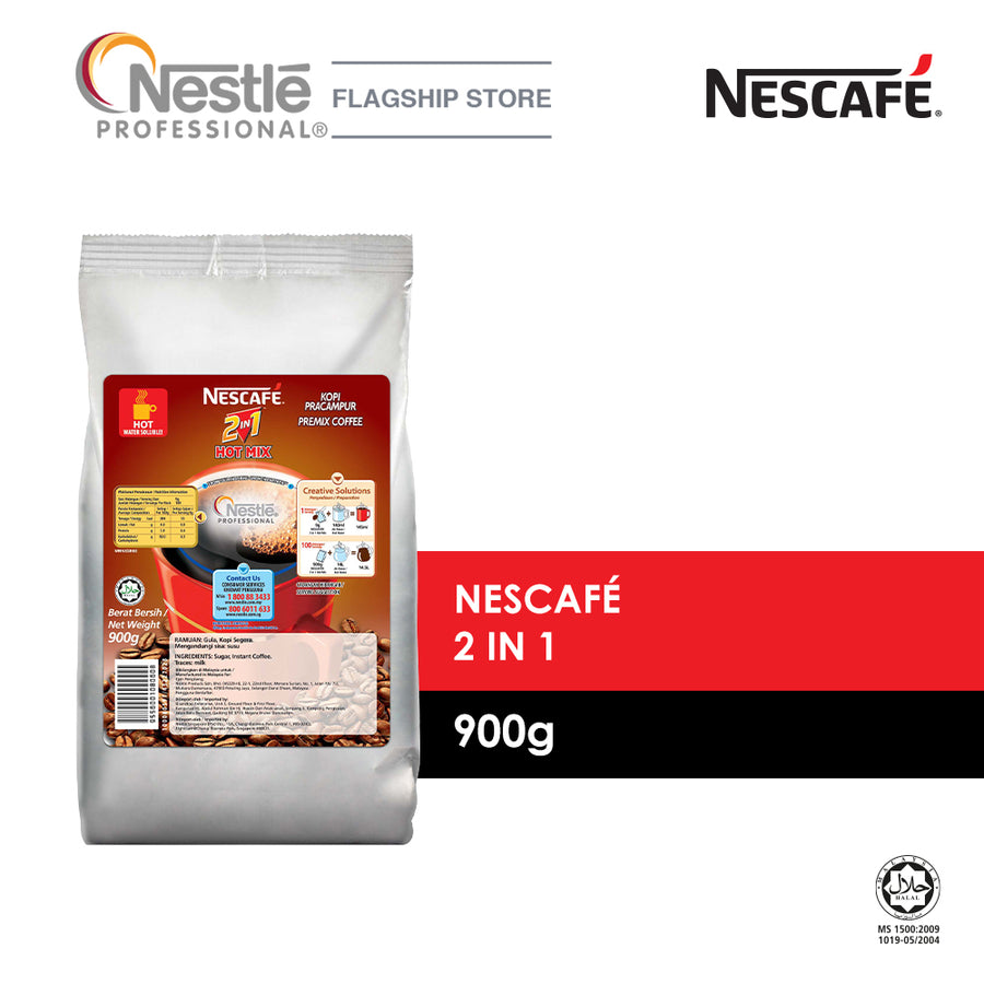 Nescafe 2 in 1 900G