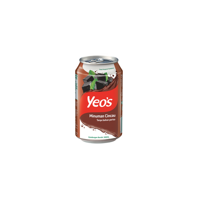 Yeo's Grass Jelly Drink Can 24'S X 300ML