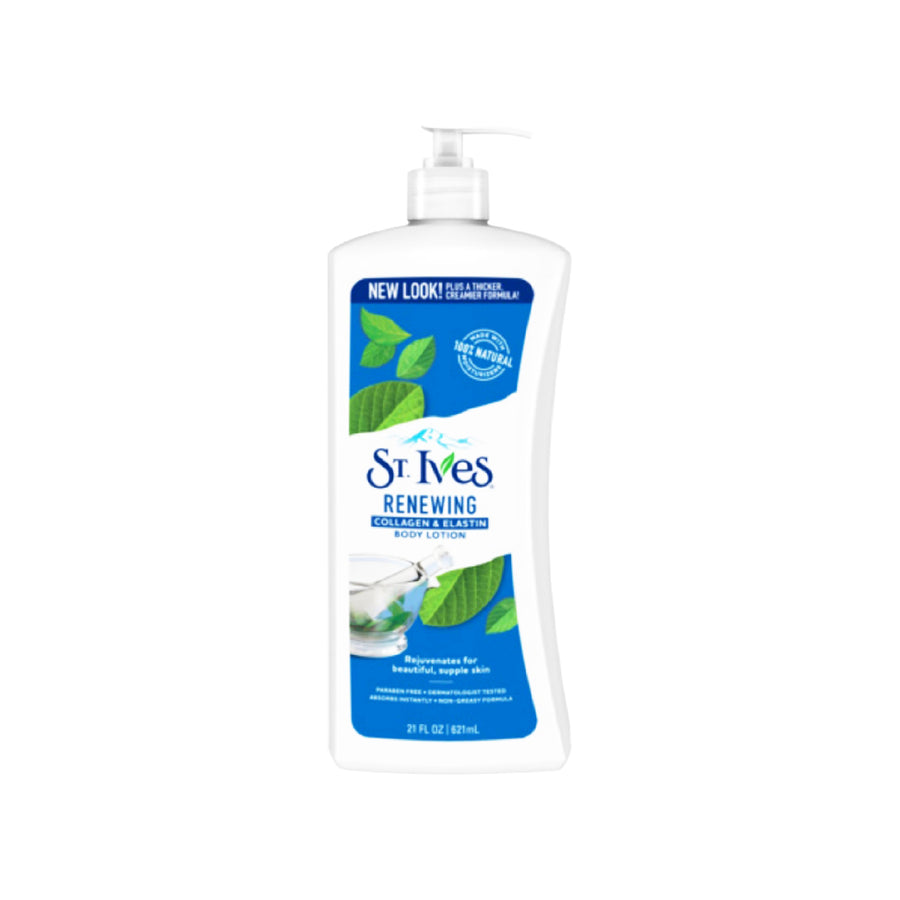 St. Ives Renewing Collagen Elastin Body Lotion 621ML
