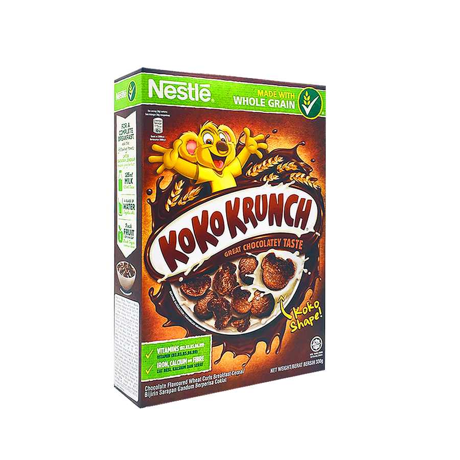 Koko Krunch Cereal 330G