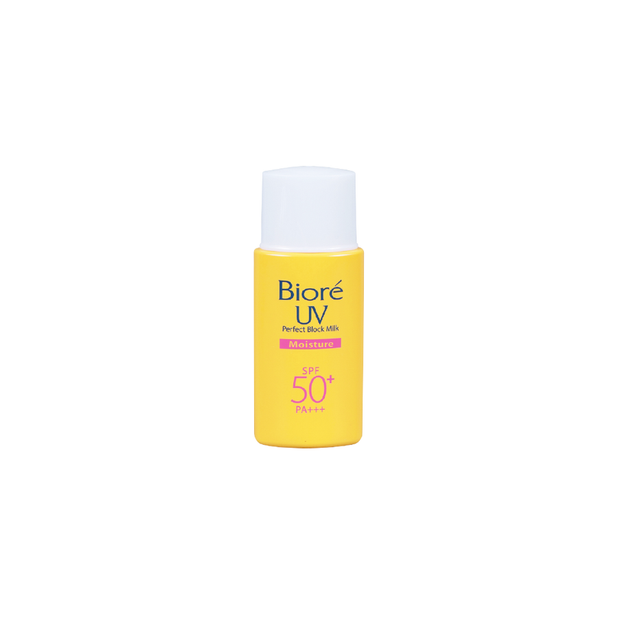 Biore UV Perfect Block Milk Moisture 25ML
