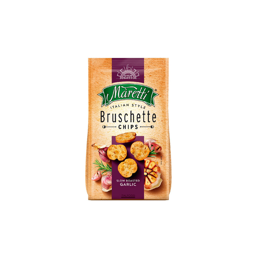 Bruschette Maretti Roasted Garlic 70G