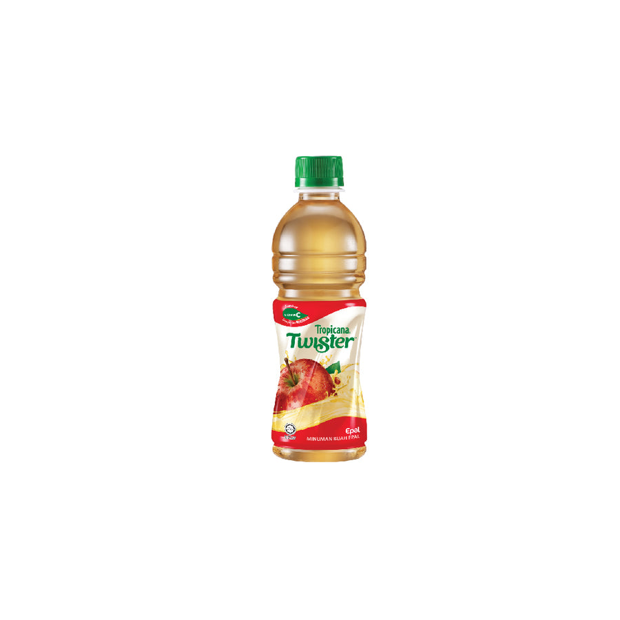 Tropicana Twister Apple Pet 355ML
