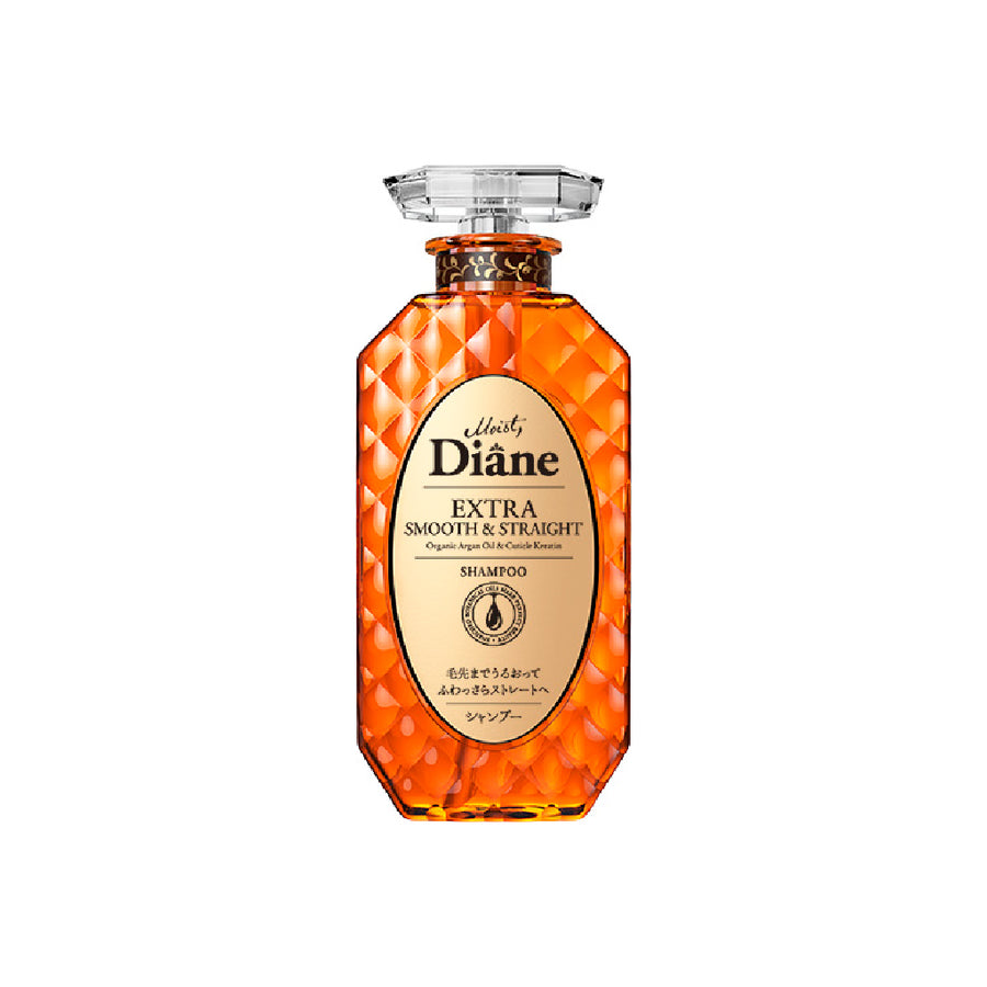 Moist Diane Perfect Beauty Extra Smooth & Straight Shampoo 450ML
