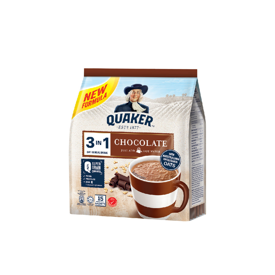 Quaker Vital Chocolate 15's x 28g