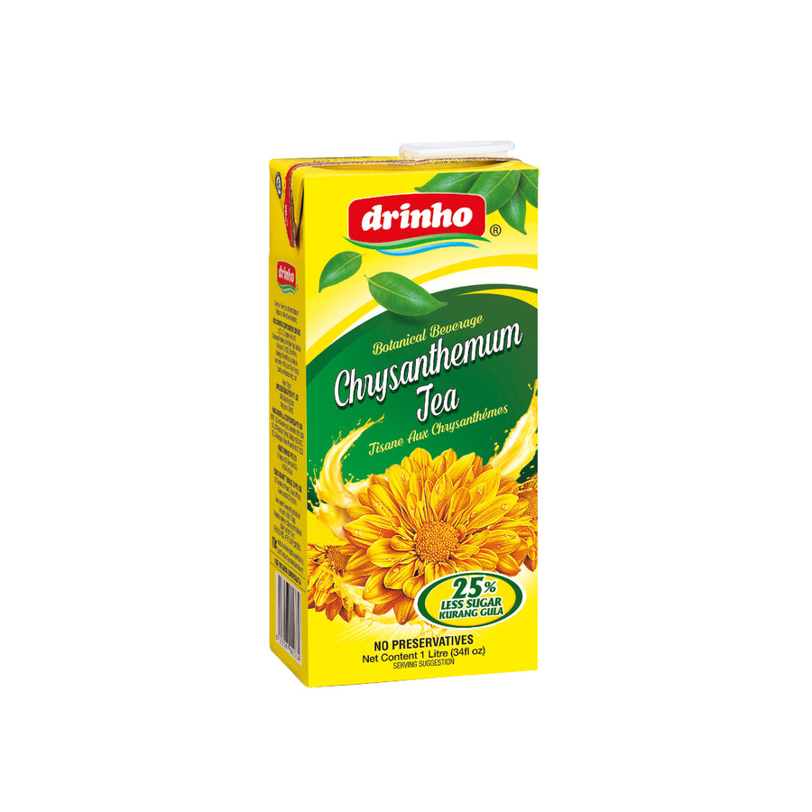 Drinho Chrysanthemum Tetra Pack 1L