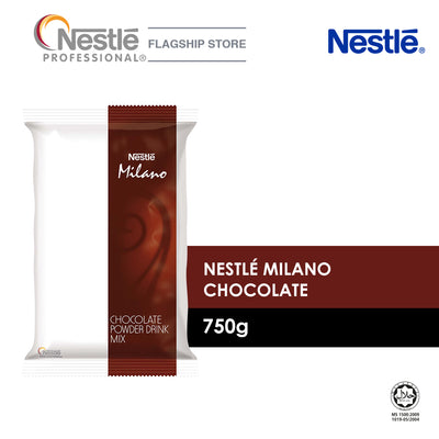 Nestle Milano Hot Chocolate 750G