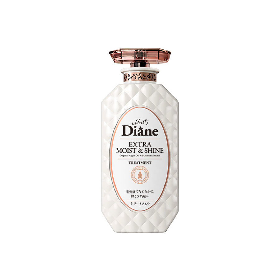 Moist Diane Perfect Beauty Extra Moist & Shine Treatment (Conditioner) 450ML