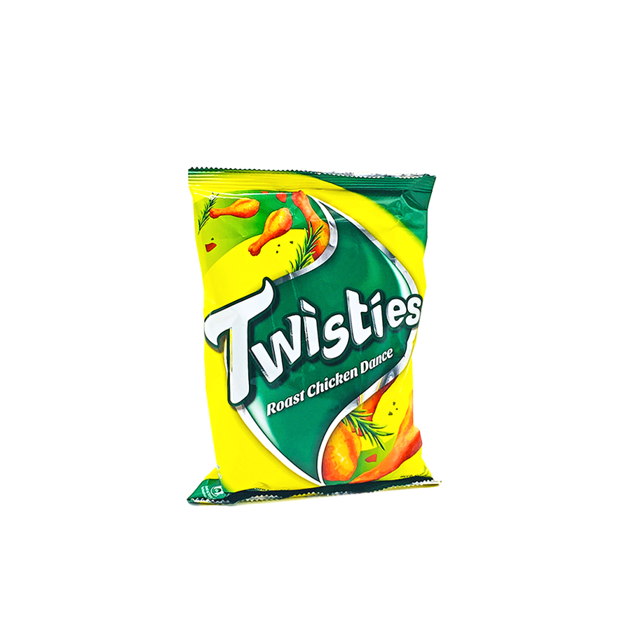 Twisties Roast Chicken Dance 65g
