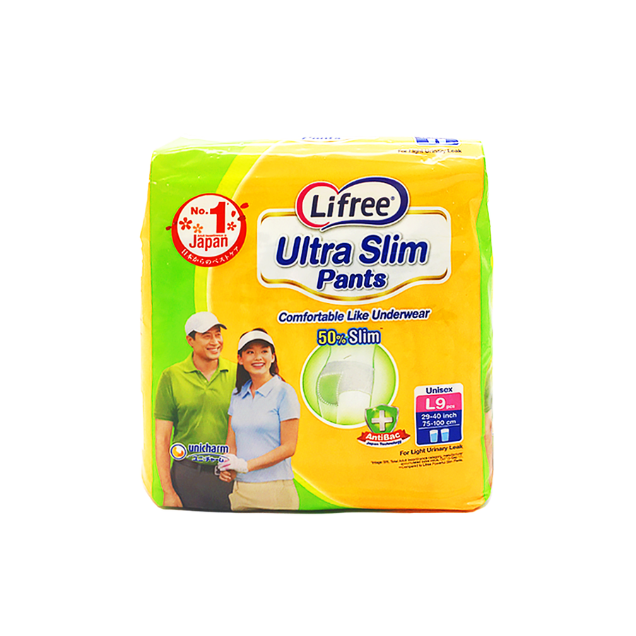 Lifree Ultra Slim Pants L9