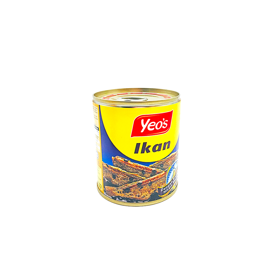 Yeo's Fish With Salted Black Beans 260G