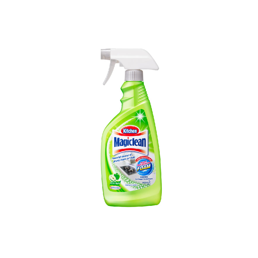 Magiclean Kitchen Cleaner Green Apple Trigger 500ML