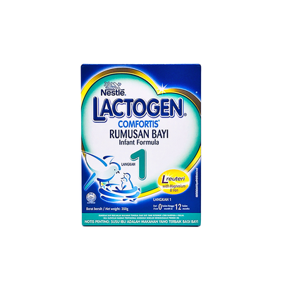 Lactogen Step 1 350g (Box)