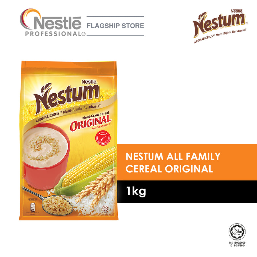Nestum All Family Cereal Original 1KG