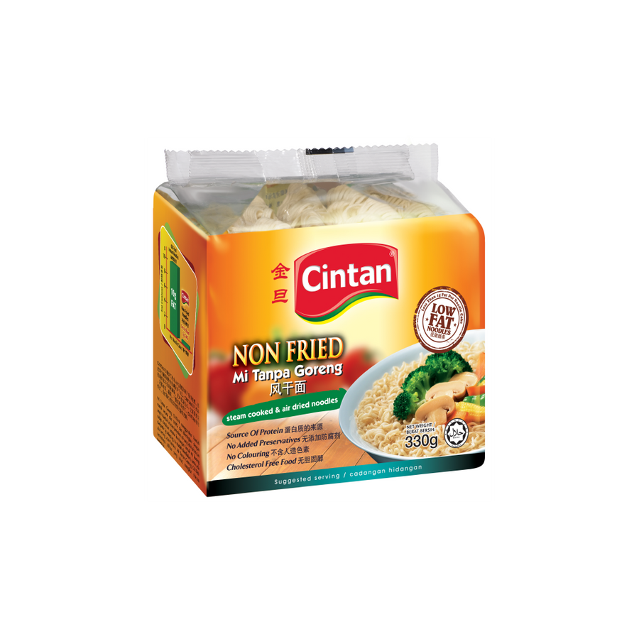 Cintan Non-Fried Original Noodle 330G