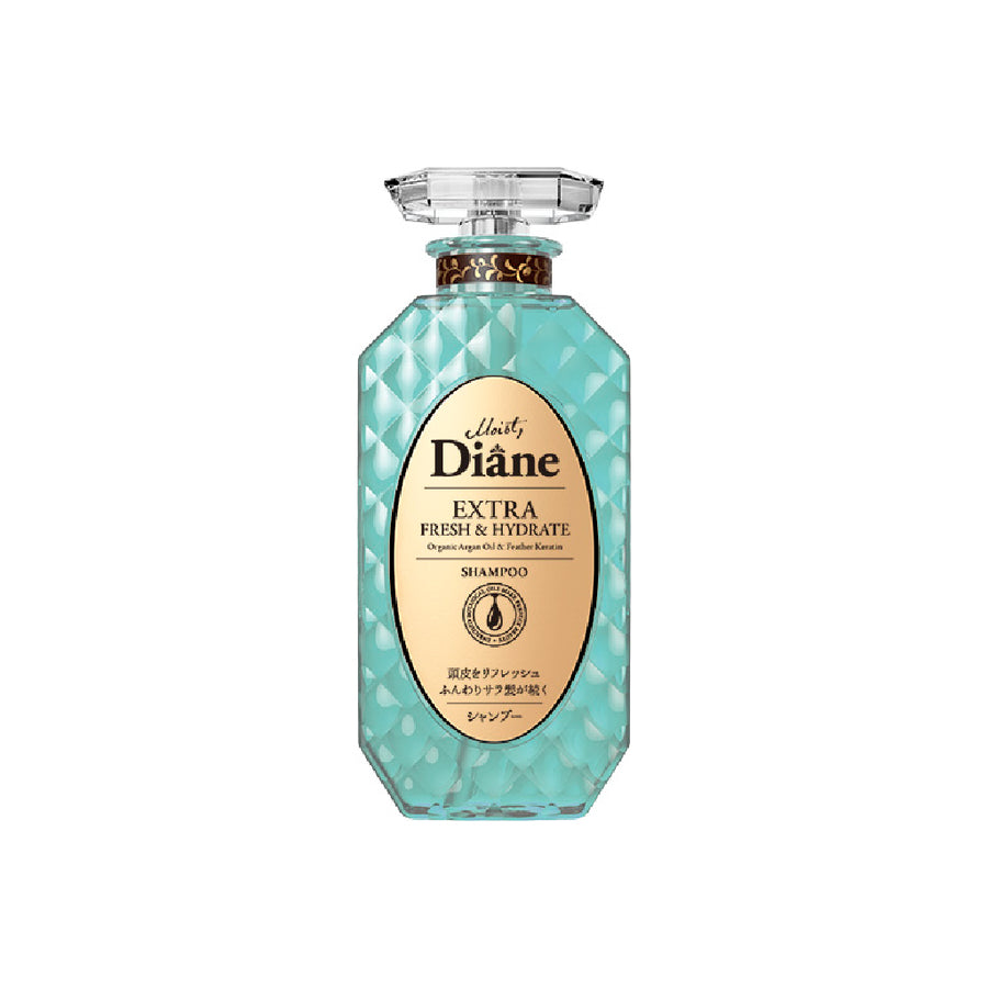Moist Diane Perfect Beauty Extra Fresh & Hydrate Shampoo 450ML