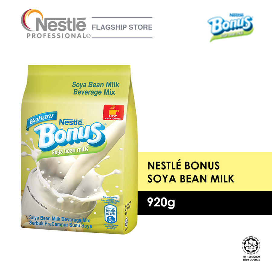 Nestle Bonus Soya Bean Milk Beverage Mix 920G