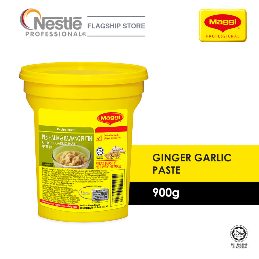 Maggi Ginger Garlic Paste 900G