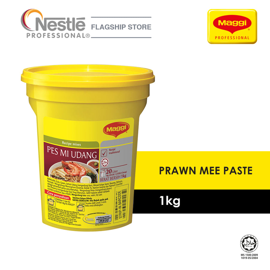 Maggi Prawn Mee Paste 1KG