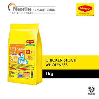Maggi Chicken Stock Wholeness 1KG