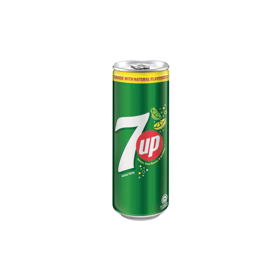 7UP Lemon & Lime Can 320ML