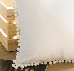 Droplet Plain Cushions - pillowboss