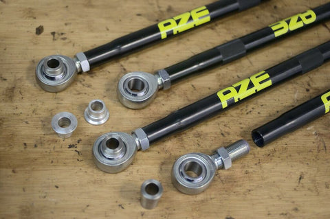 Bras de suspension tubulaire ajustable - AZE Performance