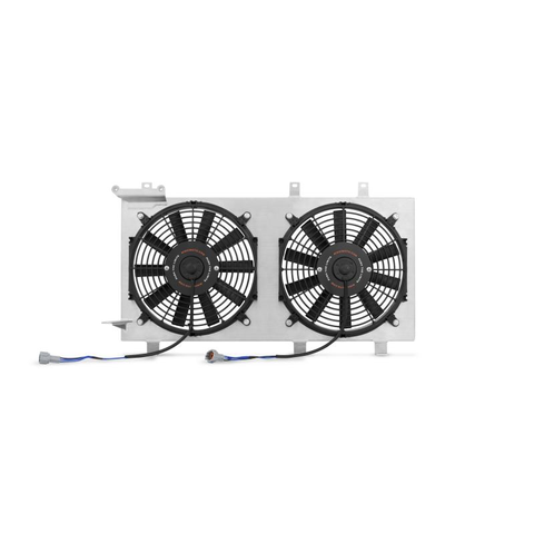 SUBARU IMPREZA WRX/STI PLUG-N-PLAY PERFORMANCE ALUMINUM FAN SHROUD KIT, 2001-2007 - AZE Performance
